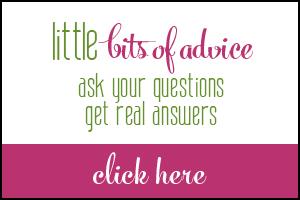 Leslie Saul Blog - littlebitsadvice