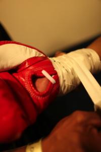 Knockout negative self-talk